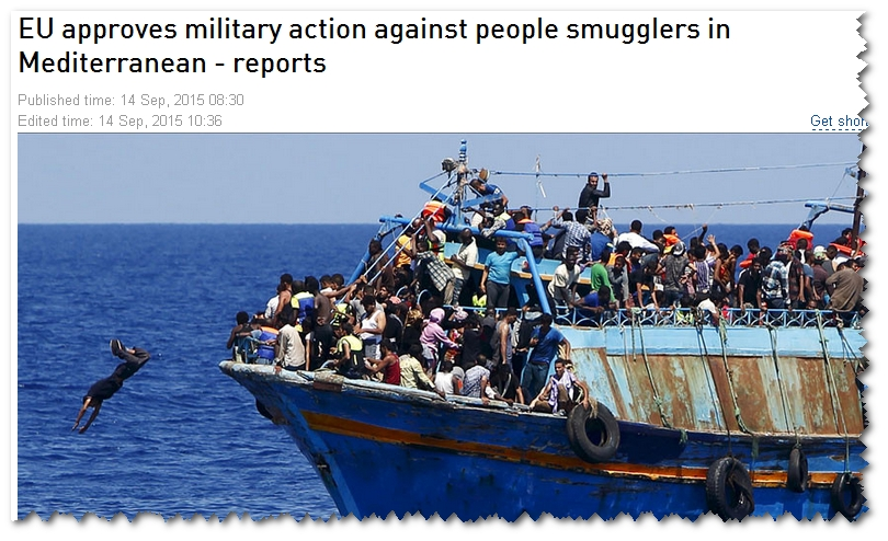 flyktingar i europa