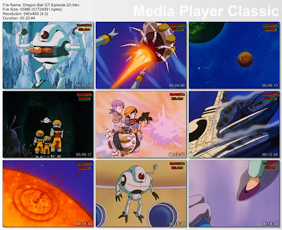 Download Film / Anime Dragon Ball GT Episode 23 Bahasa Indonesia