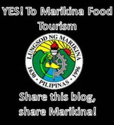 THERE IS MORE TO MARIKINA THAN MEETS THE APPETITE!