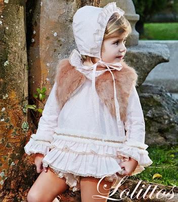 ropa de invierno de niña
