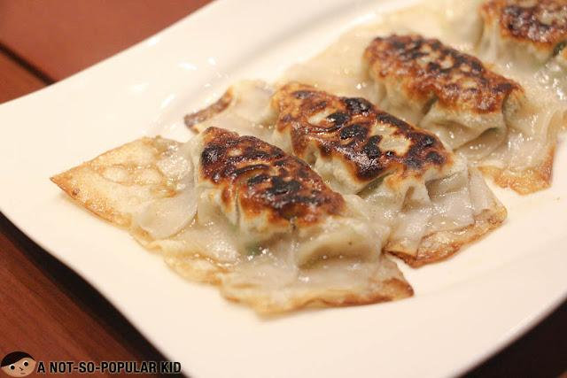 Gyoza (Tsukuno Crispy Dumpling) of Tsukumo Ramen