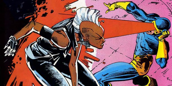 In Uncanny X Men 173 1983 Writer Chris Claremont And Artist Paul Smith Gave Her A New Costume Punk Mohawk Later Marvel Spotlight