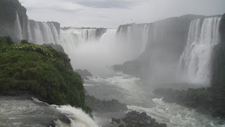 A series of Falls, Iguazu Falls – Brazil Side Iguazu National Park Brazil