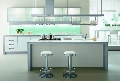 Modernas cocinas italianas en el 2012 decoracion de salones for Cocinas italianas modernas