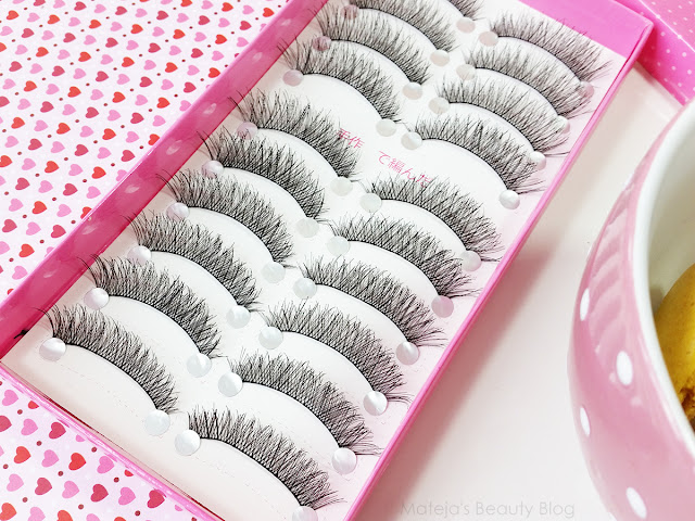 Born Pretty Eyelashes #HS-43 (Pa Dolly Love)