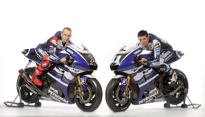 2011 Yamaha YZR-M1 MotoGP Ben Spies and Jorge Lorenzo Photos