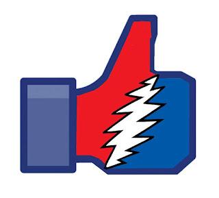 Sunshine Daydream Facebook Like