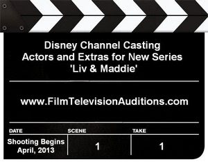 Disney Casting Liv and Maddie Actors and Extras