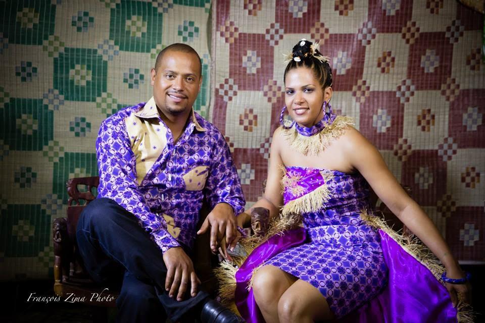 ... sur : robe pagne africaine pour le mariage coutumier - Arts et Voyages