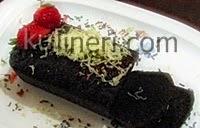 Resep dan Tips Membuat Brownies Kukus Coklat Ketan Hitam Unik
