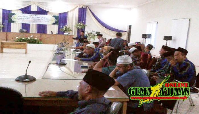 Kontingen Kotabaru Lakukan Teknikal Meeting MTQ