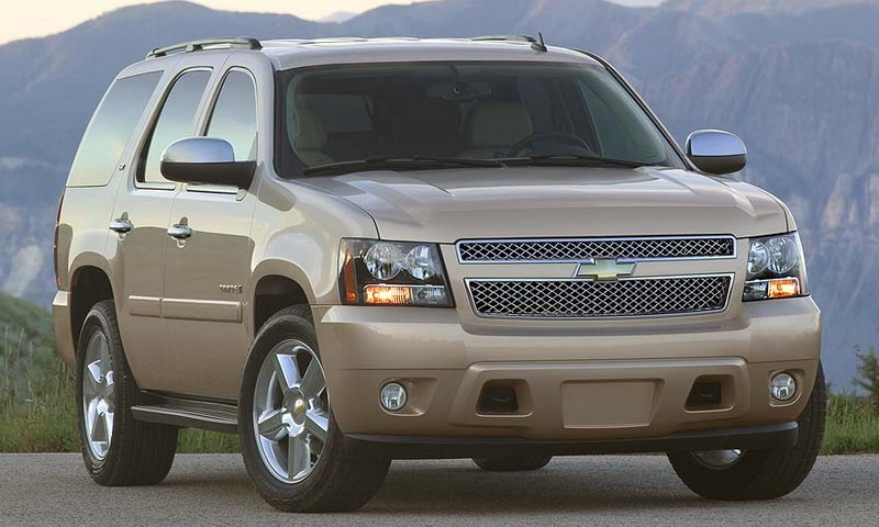 highlight Automotive News  chevrolet tahoe