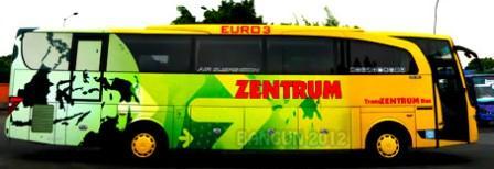Bus Pariwisata Zentrum