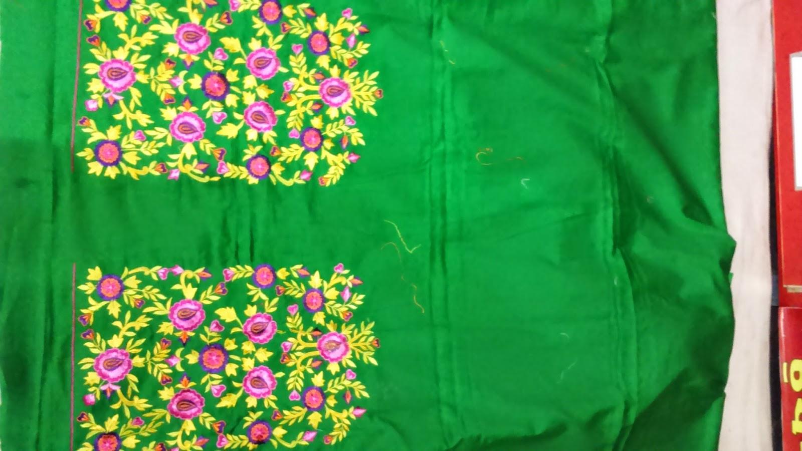 Latest Designer Suits Latest Punjabi Boutique Thread Work Suits
