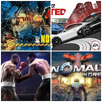 Promoção Need For Speed, todos Metal Slug, Real Boxing e Anomaly