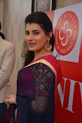 Archana Launches Srinivasa Textiles Photos-thumbnail-14