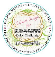 I Guest Designed For....