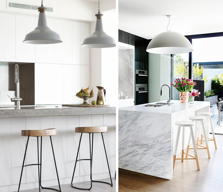 All about interieur inspiratie blog - Luminai re voor de keuken bar ...