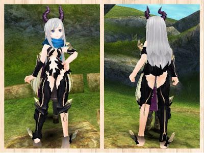 魔結晶の鎧 黒1
