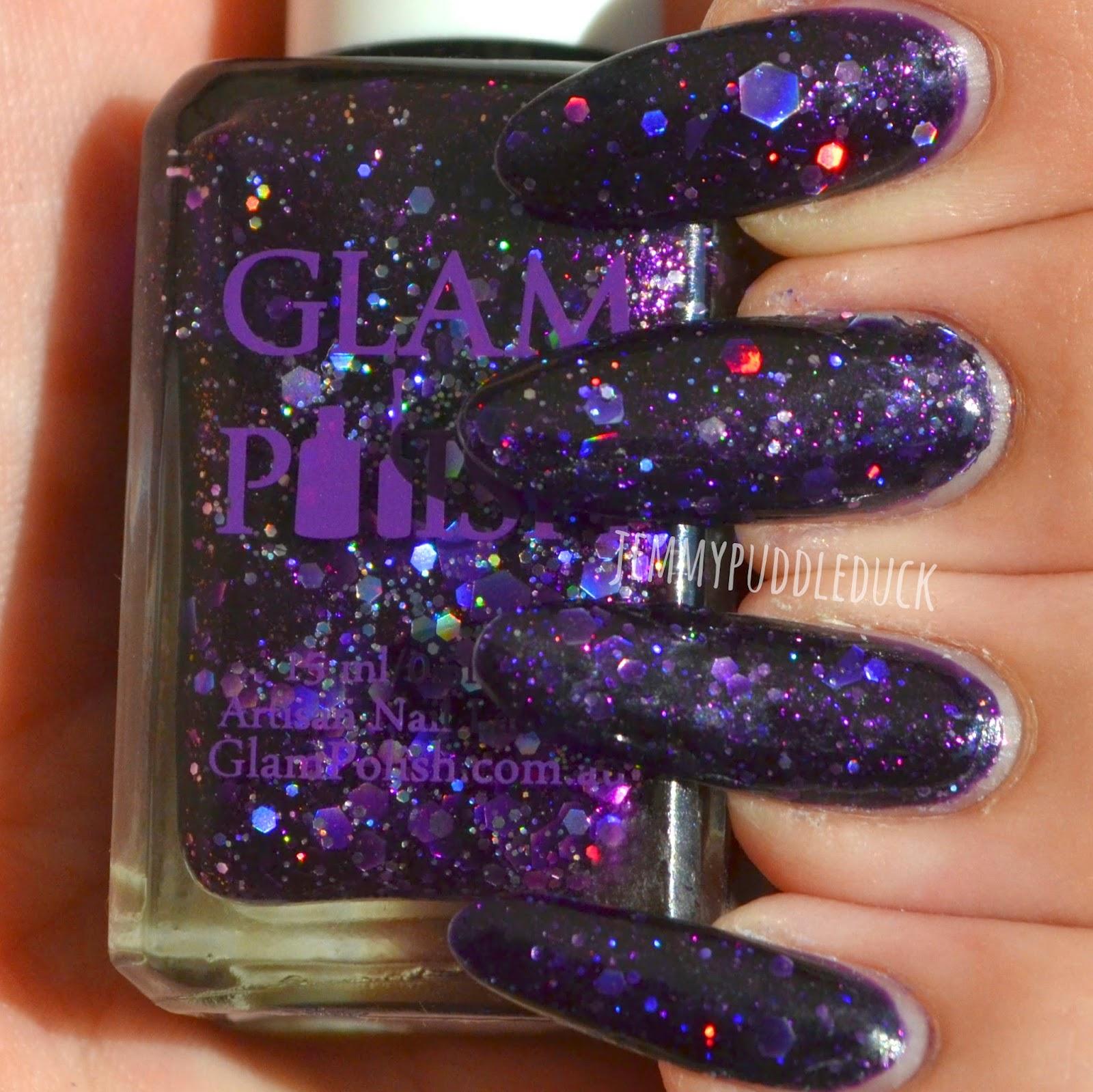 divinity glam polish