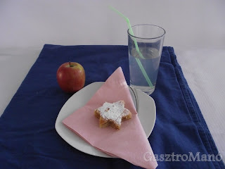 almás pite recept
