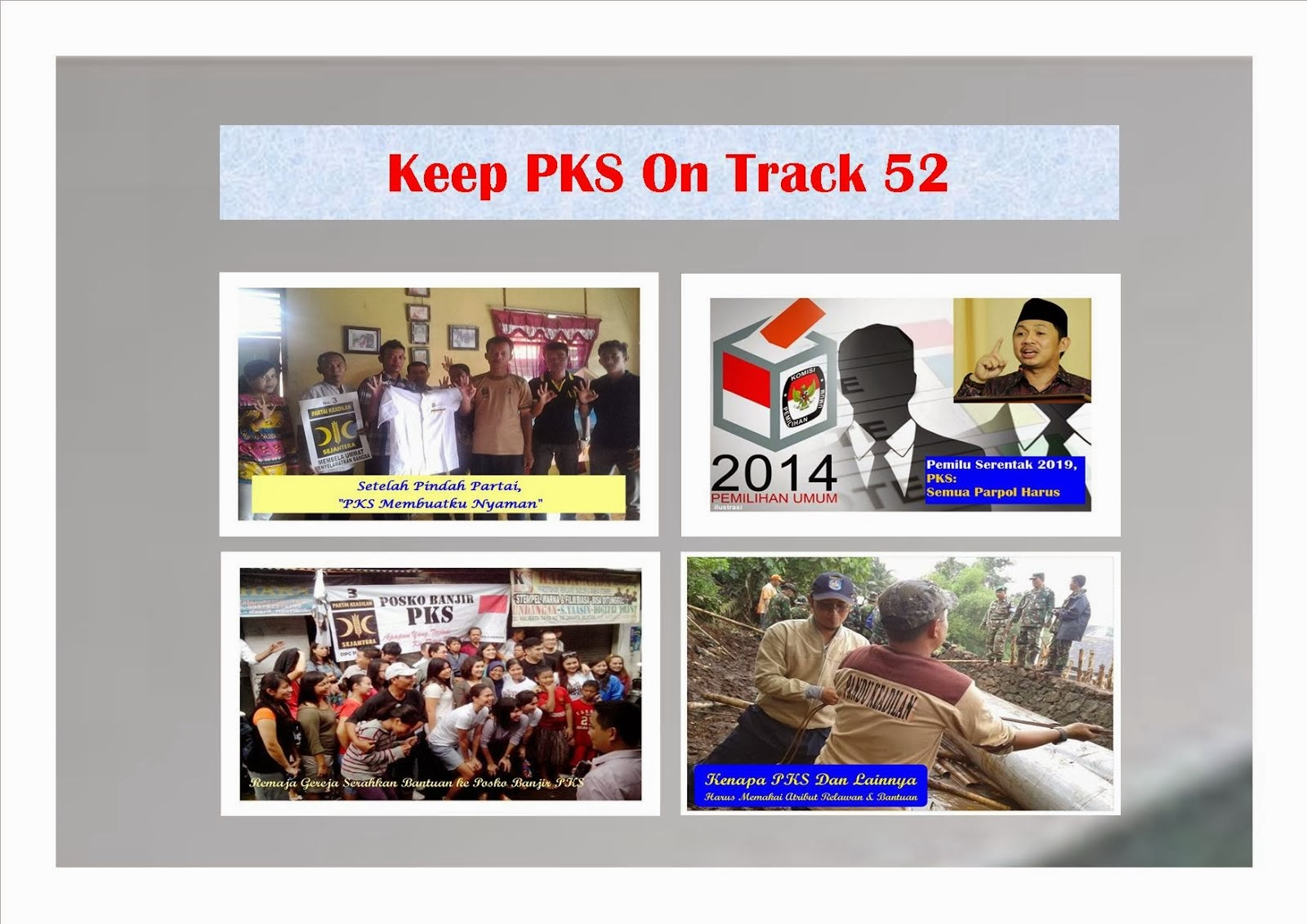 Keep PKS on Track 52