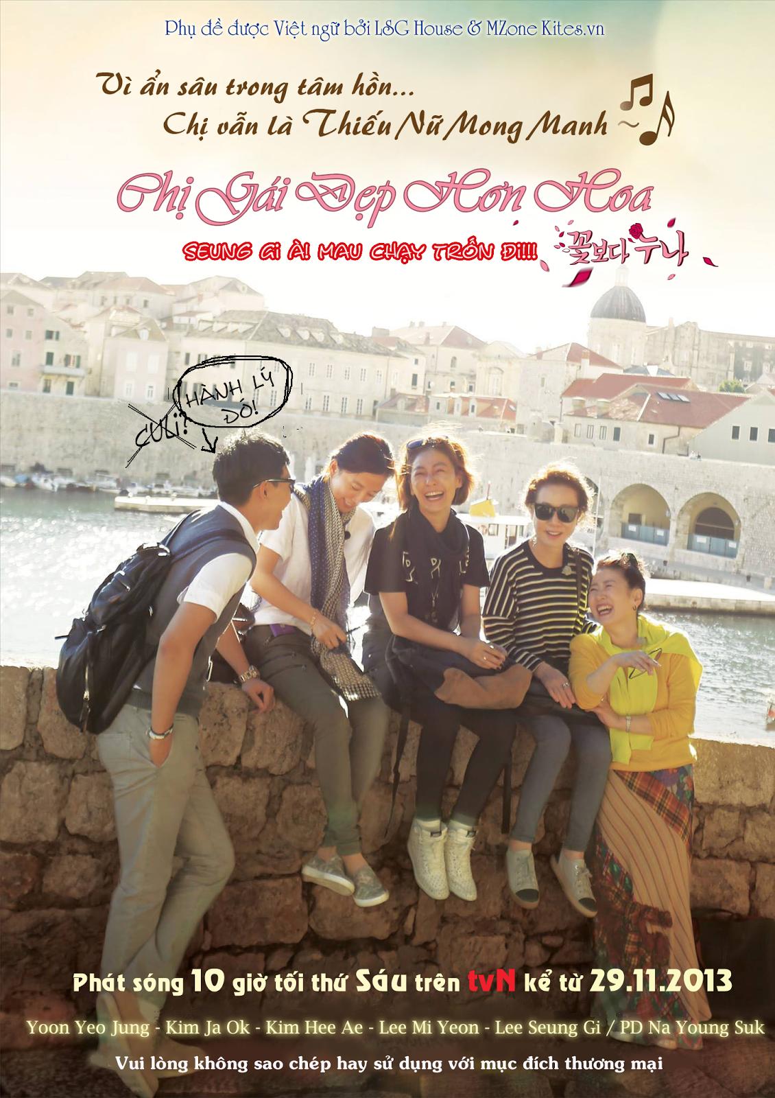 xem phim chi gai dep hon hoa full hd vietsub online poster