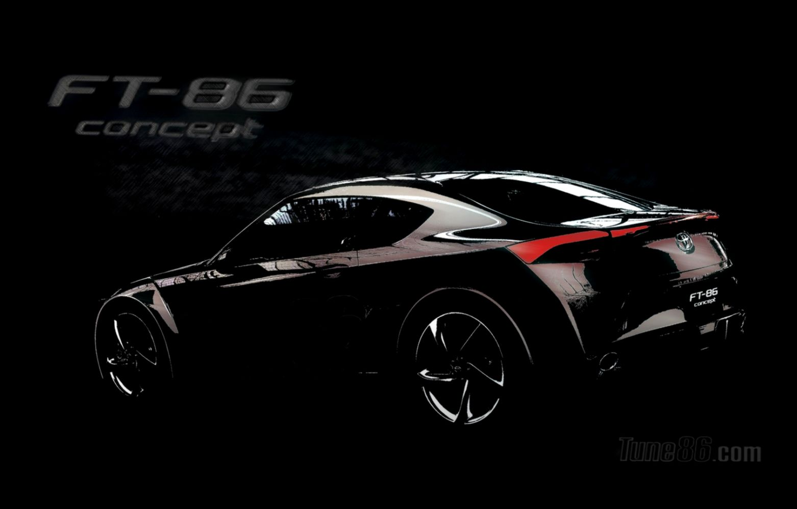 Toyota Ft 1 Water ... Photo