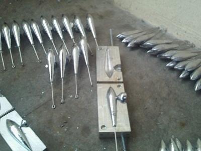 fabricando plomos