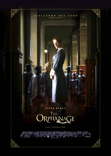 DVD Challenge #18: THE ORPHANAGE