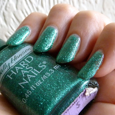 Sally Hansen Emerald City Nail Polish Swatch