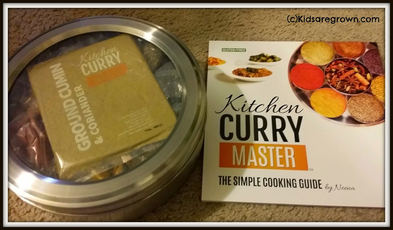 Kitchen Curry Master #2014GiftGuide