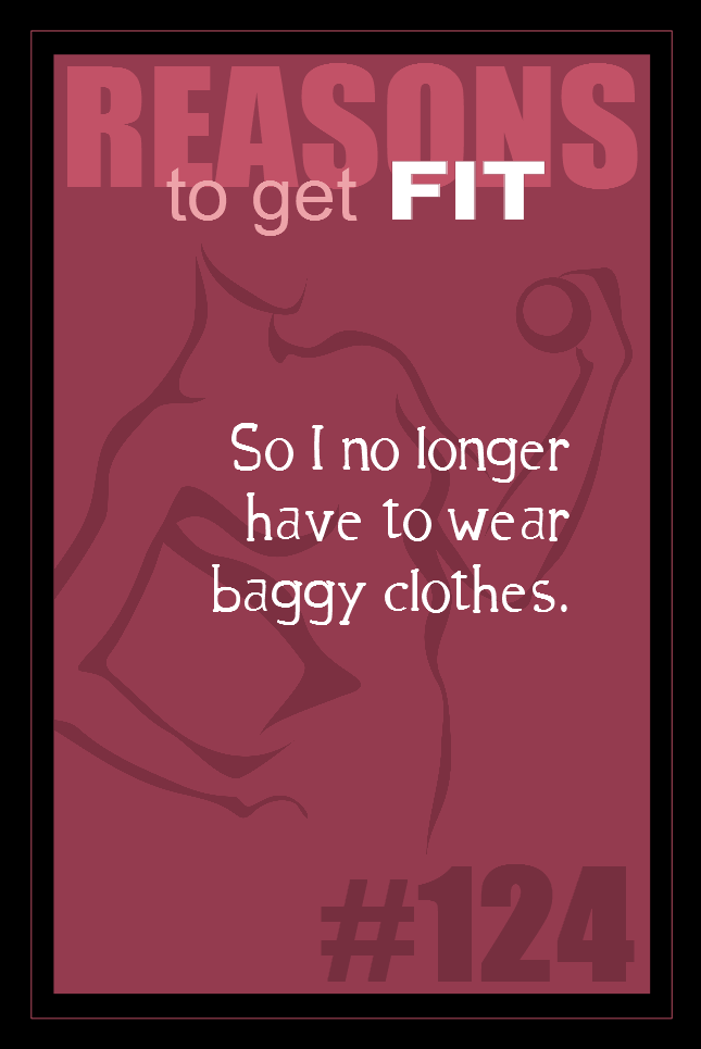 365 Reasons to Get Fit #124
