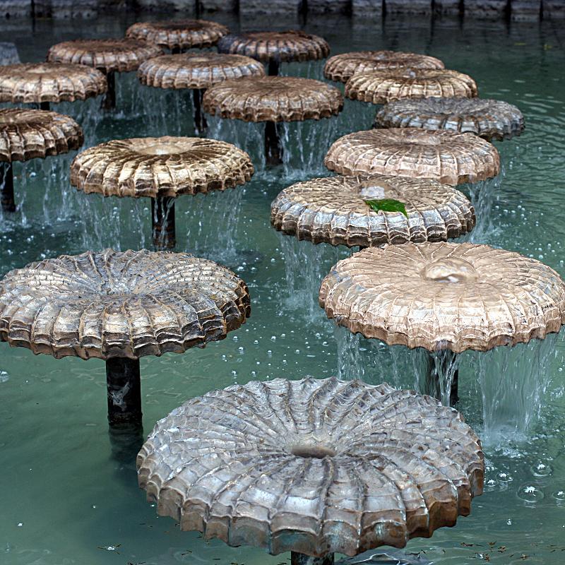 St. Benno Fountain
