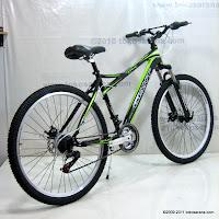 4 Sepeda Gunung Giant TRX 21 Speed Shimano Rem Cakram 26 Inci