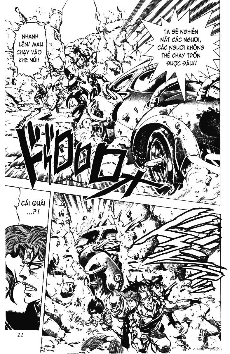JoJo Bizarre Adventure trang 10