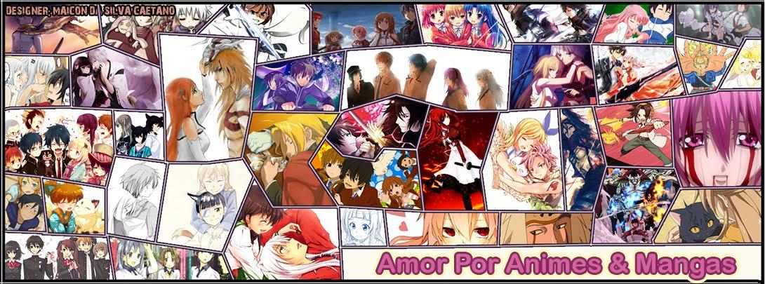 Amor por Animes