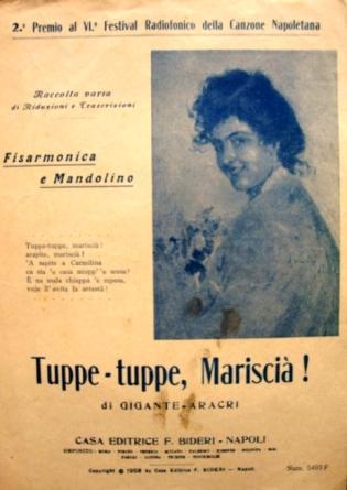 Antonio Basurto - Mala Femmene / 'A Sigaretta