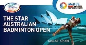 Jadwal Pertandingan Australian Open Super Series 2014