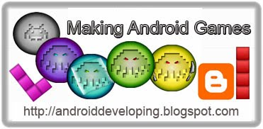 Making android games