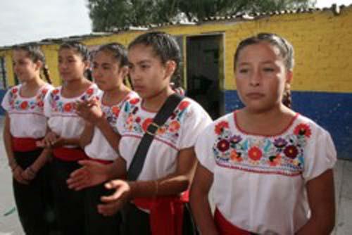 grupo etnico mexico: