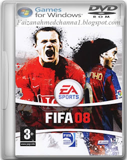 FIFA 08 Pc game Free Download ~ Free Registred Softwares & Games