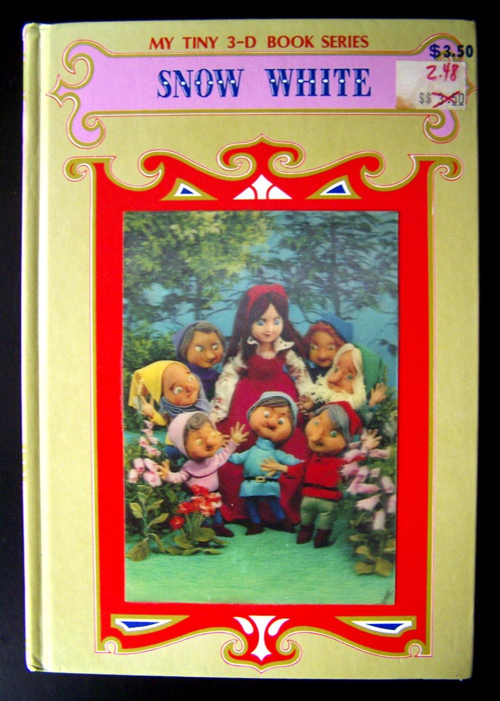 Book Cover Of Snow White : Moonkitten s timeline