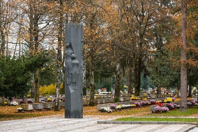 Spominski park in grobišče borcev in talcev padlih v NOV