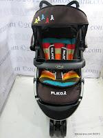 1 Junior PK568 Milano LightWeight Baby Stroller
