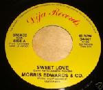 Morris Edwards & Co. – Sweet Love / The Devil Is Busy Tonight    1986