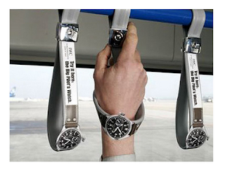 Guerilla marketing IWC