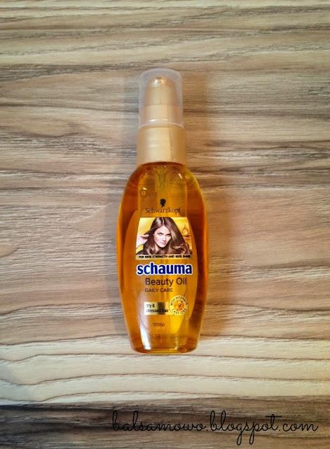 Schauma: Olejek upiększający Beauty Oil