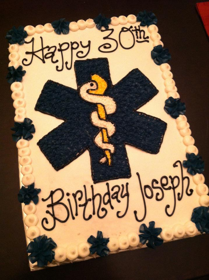 Sweet Treats By Susan Medic Symbol Birthday Cake