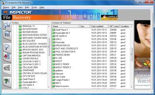 Cara Mudah Mengembalikan File yang Terhapus Permanen